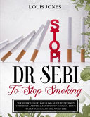 Dr Sebi To Stop Smoking