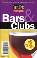New York Bars and Clubs