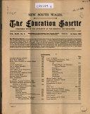 The Education Gazette