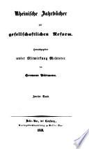 Rheinische Jahrbücher zur gesellschaftlichen Reform