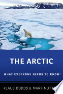 link to The Arctic : what everyone needs to know in the TCC library catalog