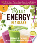 Raw Energy in a Glass Book