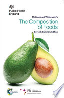 Mccance And Widdowson S The Composition Of Foods Book PDF