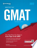 Master The Gmat Practice Test 5