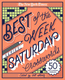 The New York Times Best of the Week Series: Saturday Crosswords