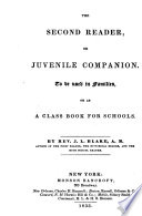 The Second Reader Or Juvenile Companion