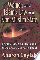 Women and Islamic Law in a Non Muslim State