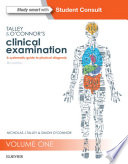 """Clinical Examination Vol 1 E-Book: A Systematic Guide to Physical Diagnosis"" by Nicholas J Talley, Simon O'Connor"