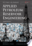 Applied Petroleum Reservoir Engineering