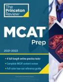 Princeton Review MCAT Prep  2021 2022