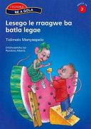 Books - Lesego le rraagwe ba batla legae | ISBN 9780195992298