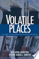 Volatile Places Book PDF