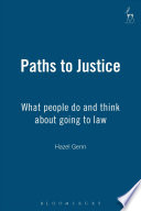Paths to Justice