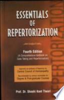 Essentials of Repertorization