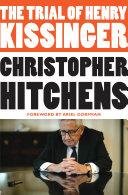The Trial of Henry Kissinger Pdf/ePub eBook