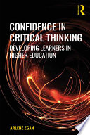 Confidence in Critical Thinking