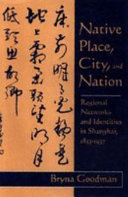 Native Place  City  and Nation