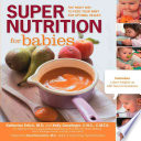 Super Nutrition for Babies Book