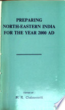 Preparing North-eastern India for the Year 2000 AD