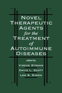 Novel Therapeutic Agents for the Treatment of Autoimmune Diseases