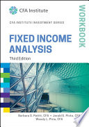 Fixed Income Analysis 3rd Edition Workbook Book PDF