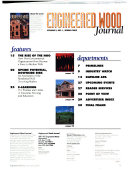 Engineered Wood Journal: The Official Publication of APA - ...
