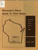Wisconsin's Elders Speak to Their Nation