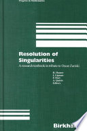 Resolution Of Singularities