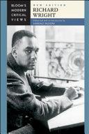 Richard Wright, New Edition