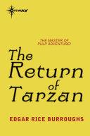 The Return of Tarzan [Pdf/ePub] eBook