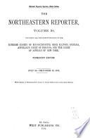 The Northeastern Reporter Book PDF
