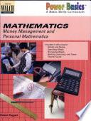 Money Management and Personal Mathematics Book