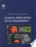 Clinical Application Of 3d Sonography Book PDF