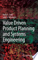 Value Driven Product Planning And Systems Engineering Book PDF