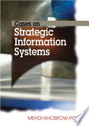 Cases On Strategic Information Systems Book PDF