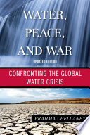 Water Peace And War