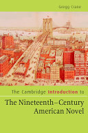 The Cambridge Introduction To The Nineteenth Century American Novel