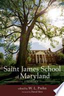 Saint James School of Maryland Book