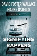 Signifying Rappers Pdf/ePub eBook