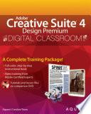 Adobe Creative Suite 4 Design Premium Digital Classroom