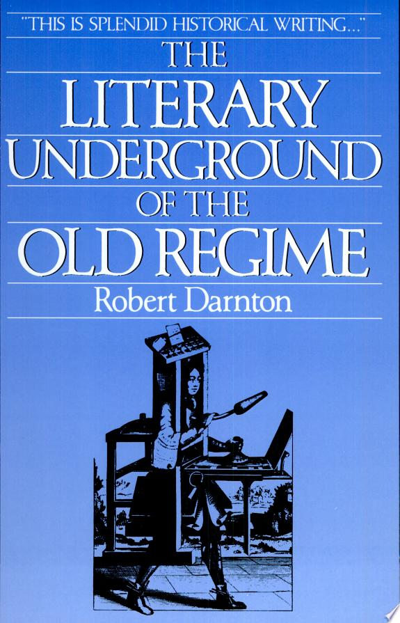 The Literary Underground of the Old