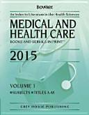 Medical   Health Care Books   Serials in Print 2 Volume Set