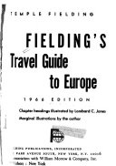 Fielding s Travel Guide to Europe
