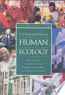 Encyclopedia Of Human Ecology A H