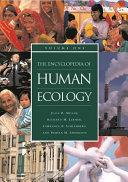 Encyclopedia of Human Ecology  A H