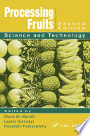 Processing Fruits Book PDF