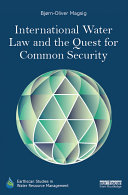 International Water Law and the Quest for Common Security Pdf/ePub eBook