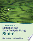 An Introduction to Statistics and Data Analysis Using Stata®