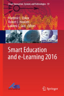 Smart Education and e-Learning 2016