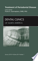 Treatment Of Periodontal Disease An Issue Of Dental Clinics E Book Book PDF